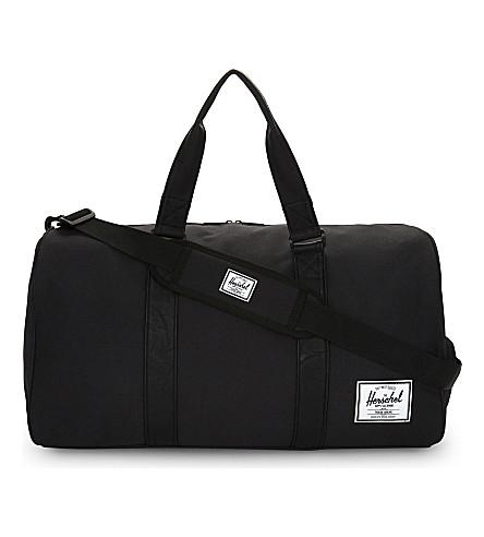 HERSCHEL SUPPLY CO Novel duffel bag (Black