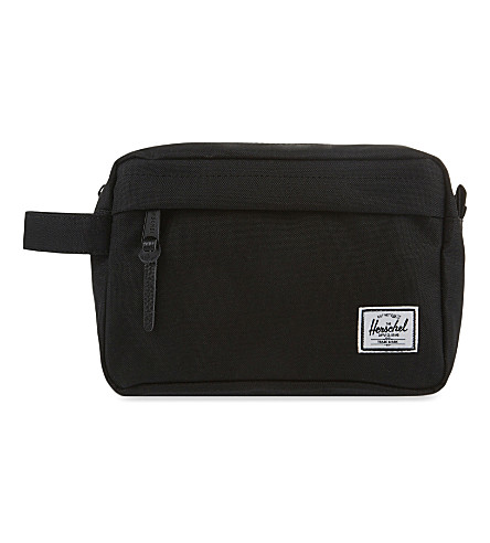 HERSCHEL SUPPLY CO Chapter wash bag (Black