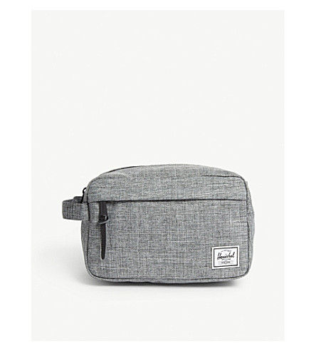 HERSCHEL SUPPLY CO Herschel chapter travel bag (Raven+crosshatch