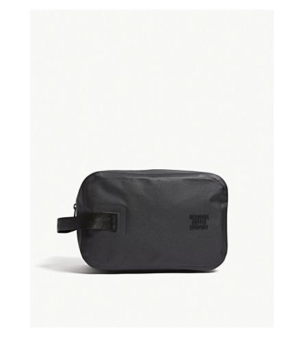 HERSCHEL SUPPLY CO Chapter wash bag (Black