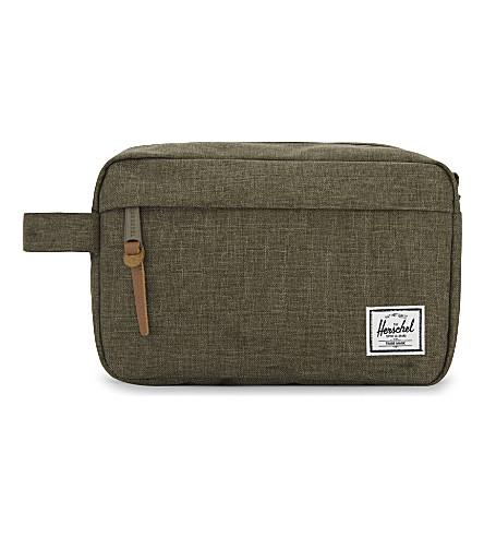 HERSCHEL SUPPLY CO Chapter wash bag (Canteen+crosshatch