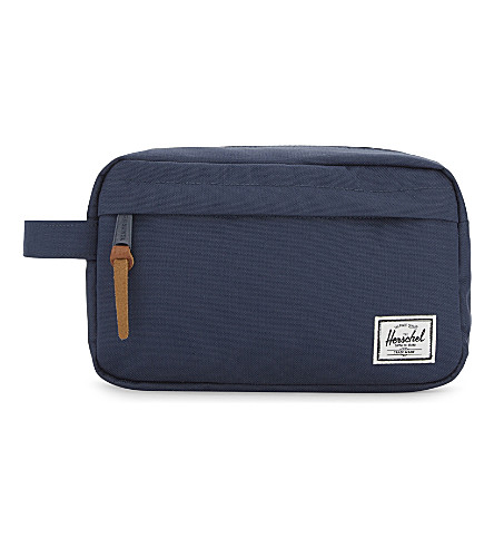 HERSCHEL SUPPLY CO Chapter wash bag (Navy
