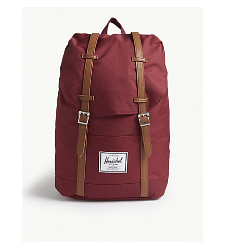 HERSCHEL SUPPLY CO - Retreat backpack   Selfridges.com e9b0c82ede