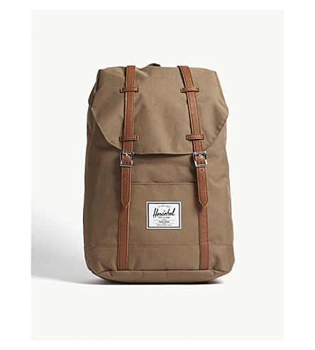 SUPPLY de Cub retiro Mochila CO tan HERSCHEL 6dSTqZ6