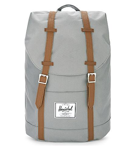 HERSCHEL SUPPLY CO Retreat backpack (Grey/tan
