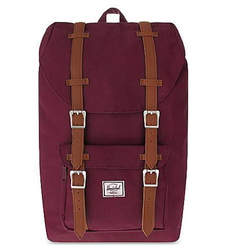 HERSCHEL SUPPLY CO Retreat backpack (Windsor wine/tan