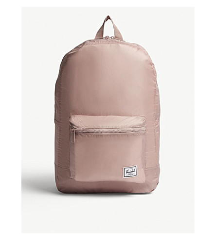 HERSCHEL SUPPLY CO Packable Daypack backpack Ash rose Many Styles Free Shipping 2018 New Buy Cheap Websites Genuine Sale Online kj3BZTlY