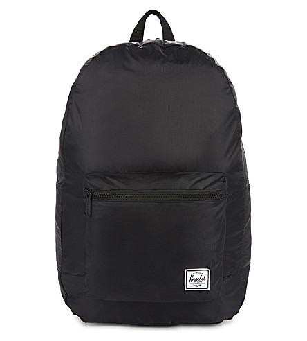 HERSCHEL SUPPLY CO Packable Daypack backpack (Black