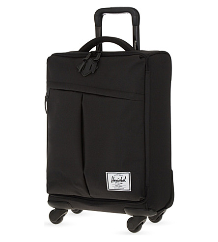 HERSCHEL SUPPLY CO Highland four-wheel suitcase 59cm (Black