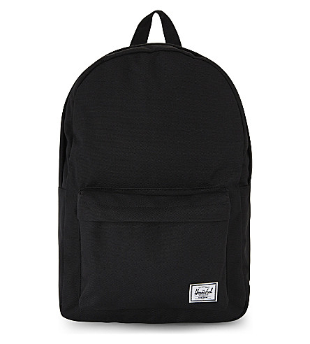 HERSCHEL SUPPLY CO Classic nylon backpack (Black