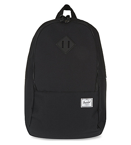 HERSCHEL SUPPLY CO Nelson backpack (Black+rubber