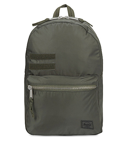 HERSCHEL SUPPLY CO Surplus Lawson flight satin backpack (Beetle