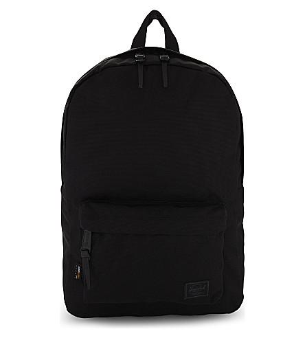 HERSCHEL SUPPLY CO Winlaw Cordura backpack (Black