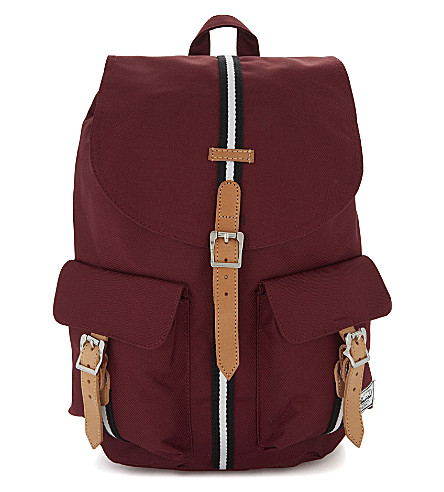 HERSCHEL SUPPLY CO Dawson backpack (Windsor+wine/veggie+tan