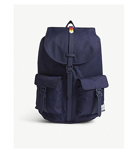 HERSCHEL SUPPLY CO Dawson backpack (Peacoat/rainbow+chev+rub