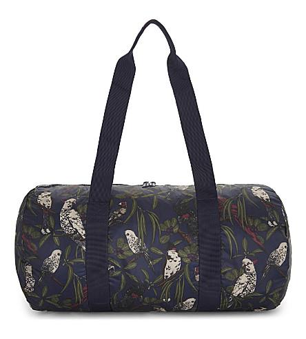HERSCHEL SUPPLY CO Packable duffel bag (Peacoat+parlour