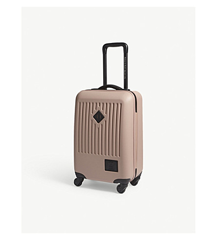 HERSCHEL SUPPLY CO Trade small suitcase 59cm (Ash+rose
