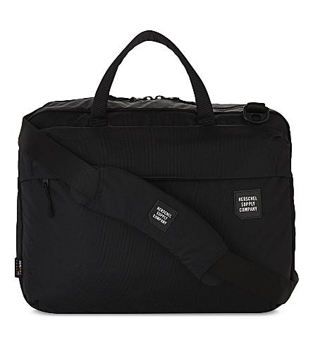 HERSCHEL SUPPLY CO Britannia messenger bag (Black