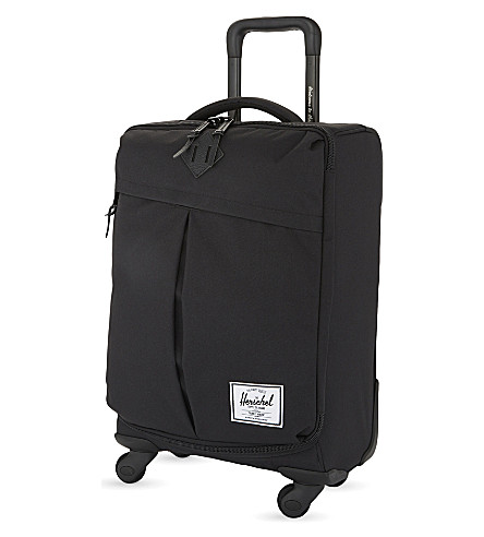 HERSCHEL SUPPLY CO Highland 4 wheel suitcase 55.6cm (Black