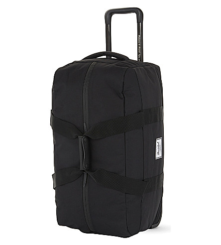 HERSCHEL SUPPLY CO Wheelie Outfitter travel duffle bag (Black