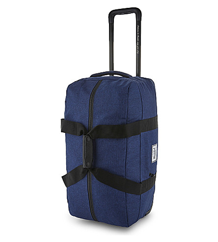 HERSCHEL SUPPLY CO Denim suitcase 33cm (Eclipse+crosshatch
