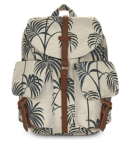 HERSCHEL SUPPLY CO Dawson backpack (Pelican+palm