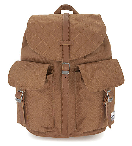HERSCHEL SUPPLY CO Dawson extra-small backpack (Caramel