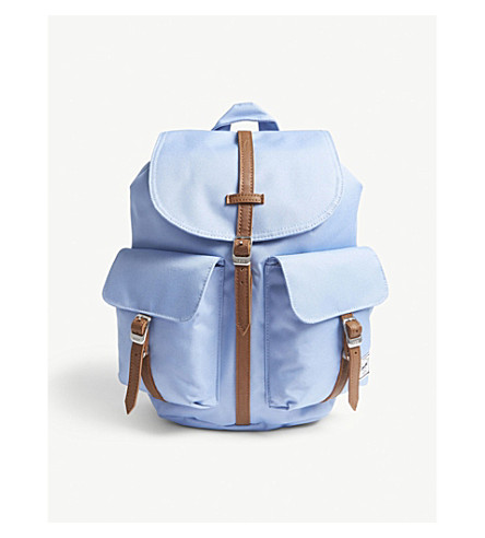 HERSCHEL SUPPLY CO Dawson XS backpack (Hydrangea/tan