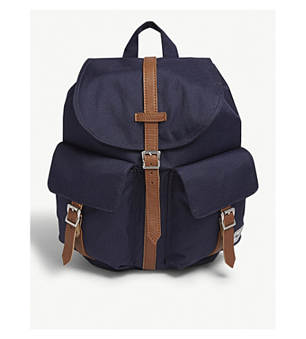 small HERSCHEL extra SUPPLY tan CO SUPPLY Peacoat Dawson backpack HERSCHEL nrTrCYpwq