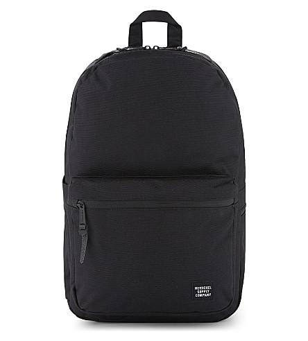 HERSCHEL SUPPLY CO Harrison backpack (Black/tan