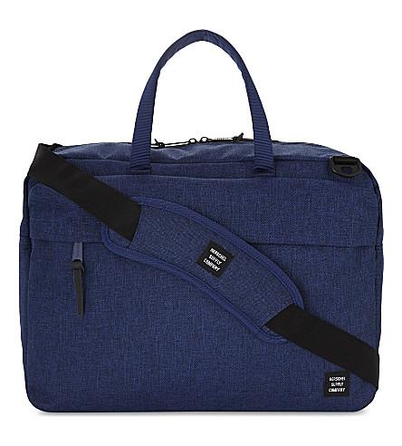 HERSCHEL SUPPLY CO Sandford messenger bag (Eclipse+crosshatch