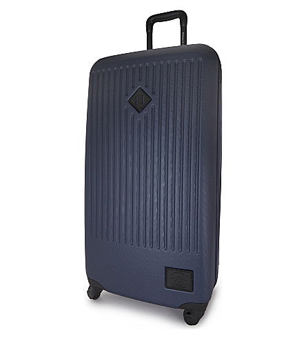 HERSCHEL SUPPLY CO Trade four-wheel large suitcase 86cm (Navy