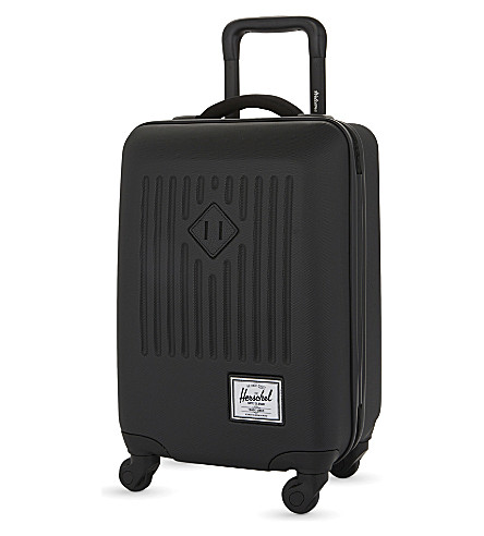 HERSCHEL SUPPLY CO Trade Carry On 4-wheel suitcase 55cm (Black