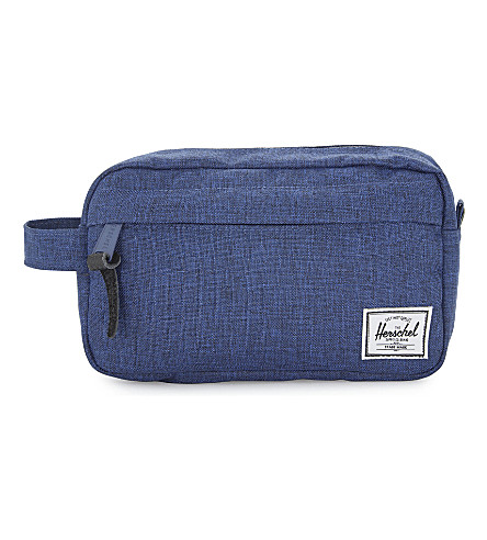 HERSCHEL SUPPLY CO Chapter Travel Kit (Eclipse+crosshatch