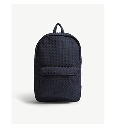 HERSCHEL SUPPLY CO Woven Lawson backpack (Sky+captain