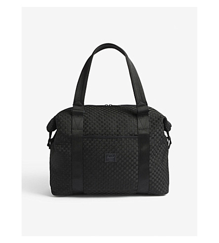 HERSCHEL SUPPLY CO Woven Strand (Black