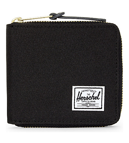HERSCHEL SUPPLY CO Walt wallet (Black