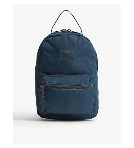 HERSCHEL SUPPLY CO Nova mini backpack (Deep+teal