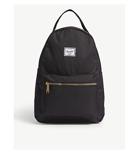 b75a7ef27b4d ... HERSCHEL SUPPLY CO Nova extra small backpack (Black. PreviousNext