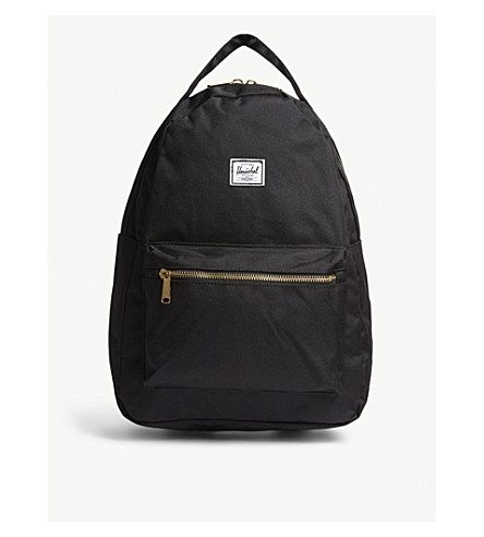 ... HERSCHEL SUPPLY CO Nova mid-volume backpack (Black. PreviousNext dbe435d101600