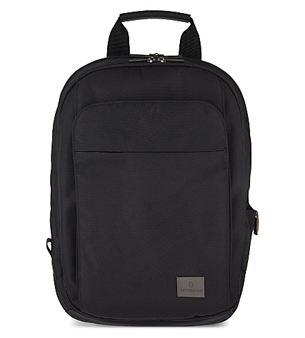 VICTORINOX Werks Professional Entrepreneur laptop backpack (Black