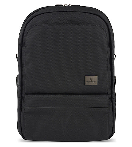 VICTORINOX Werks Professional Associate laptop backpack (Black