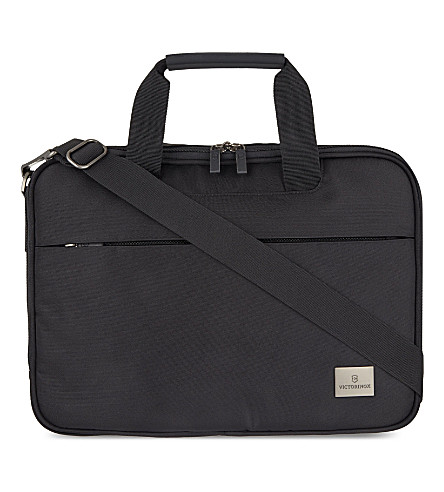 VICTORINOX Werks Professional Advisor laptop case (Black