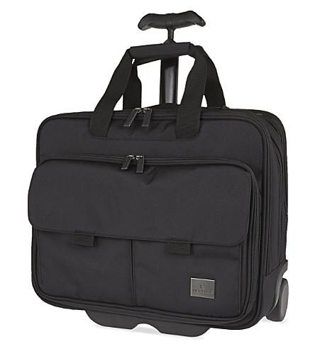 VICTORINOX Werks Professional™ Strategist wheeled laptop case (Black