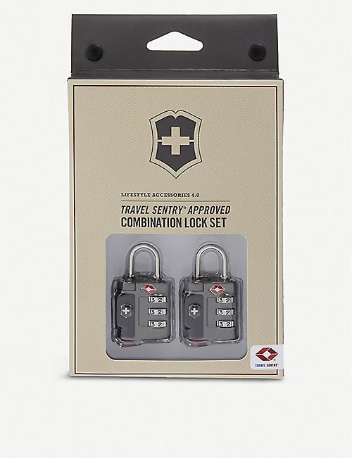 VICTORINOX Combination lock set