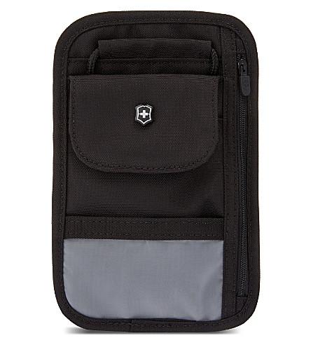 VICTORINOX Boarding pouch (Black