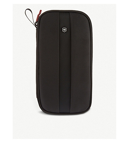 VICTORINOX Travel organiser (Black