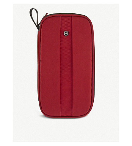 VICTORINOX Travel organiser (Red