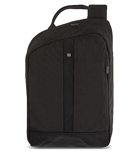 VICTORINOX Gear Sling messenger bag (Black