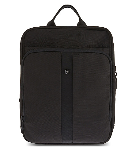 VICTORINOX Flex Pack three-way-carry daybag (Black